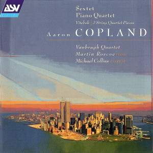 Copland: Chamber Works
