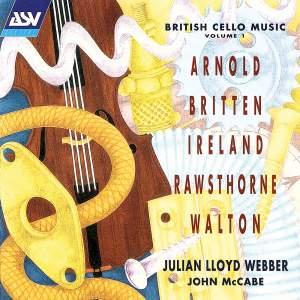British Cello Music Vol 1