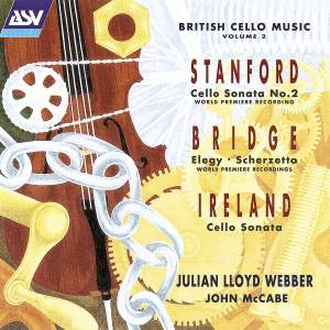 British Cello Music Vol. 2