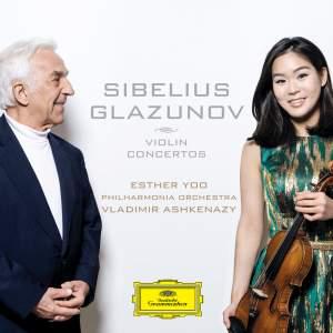 Sibelius & Glazunov: Violin Concertos Product Image