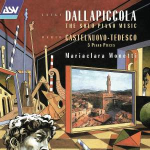 Dallapiccola: The Solo Piano Music