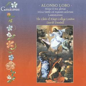 Alonso Lobo: Choral Music
