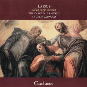 Orlandus Lassus: Missa Surge Propera