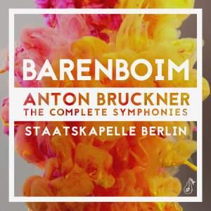 Bruckner: Symphonies 1-9