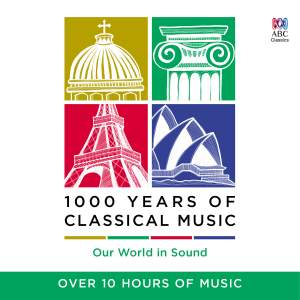 1000 Years of Classical Music