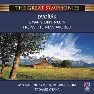 Dvořák: Symphony No. 9 in E minor, Op. 95 'From the New World'