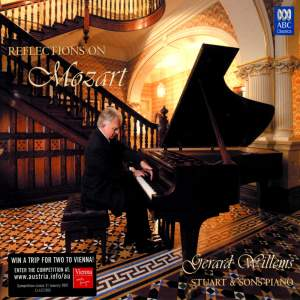 Gerard Willems - Reflections on Mozart