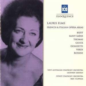French & Italian Arias