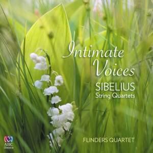 Intimate Voices: Flinders Quartet plays Sibelius String Quartets