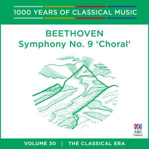 Beethoven - Symphony No. 9 'Choral': Vol. 30