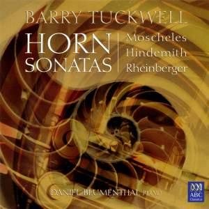 Horn Sonatas: Barry Tuckwell