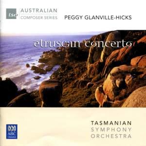 Peggy Glanville Hicks - Etruscan Concerto