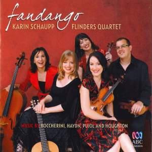 Fandango: Music by Boccherini, Haydn, Pujol and Houghton
