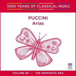 Puccini - Arias: Vol. 60