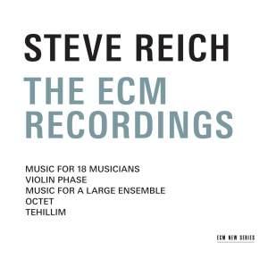 Steve Reich - The ECM Recordings