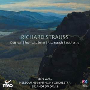 Richard Strauss: Four Last Songs, Don Juan, Also sprach Zarathustra