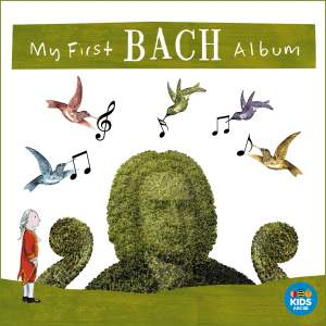 My First Bach Album