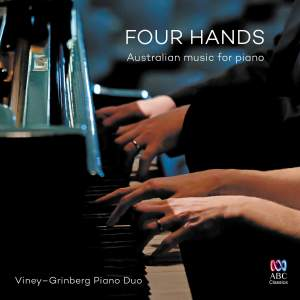 Four Hands: Australian Music for Piano