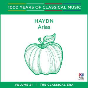 Haydn - Arias : Vol. 21