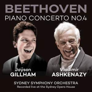 Beethoven: Piano Concerto No. 4 in G major, Op. 58 Product Image