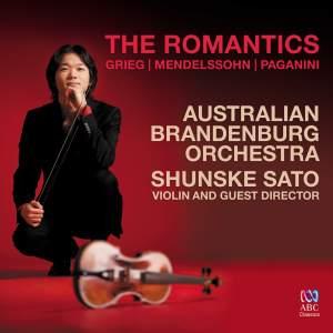 The Romantics: Grieg, Mendelssohn, Paganini