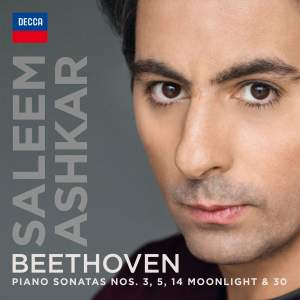 "Beethoven: Piano Sonatas Nos. 3, 5, 14 ""Moonlight"" & 30"