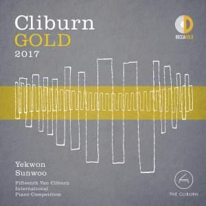 Cliburn Gold 2017 - Gold Medal Winner Yekwon Sunwoo Product Image