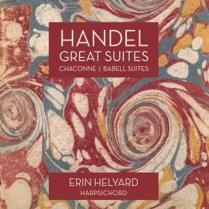 Handel: Keyboard Suites & Babell: Suite