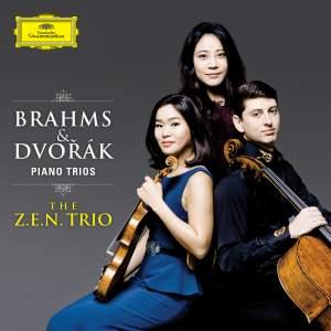 Brahms & Dvorak: Piano Trios Product Image
