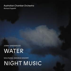 Jonny Greenwood Water, Wolfgang Amadeus Mozart Night Music Product Image