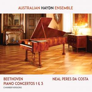 Beethoven Piano Concertos 1 & 3 Product Image