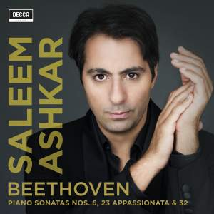 Beethoven: Piano Sonatas Nos. 6, 23 and 32