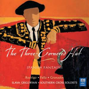 The Three-Cornered Hat: Spanish Fantasies Product Image
