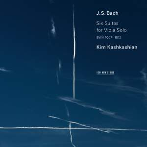 JS Bach: Cello Suites (transcribed for viola)