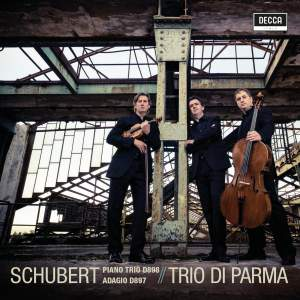 Schubert: Piano Trio D 898 - Adagio D 897