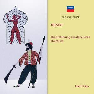 Mozart: Die Entführung Aus Dem Serail & Overtures