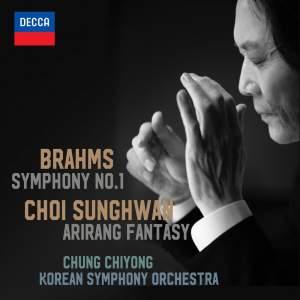 Brahms Symphony No. 1 & Choi Sunghwan Arirang Fantasy