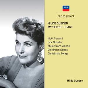 Hilde Gueden: My Secret Heart