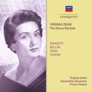 Virginia Zeani - The Decca Recitals
