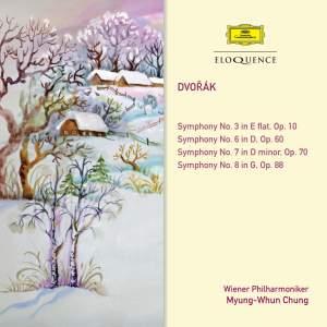 Dvorak: Symphonies Nos. 3, 6, 7 & 8