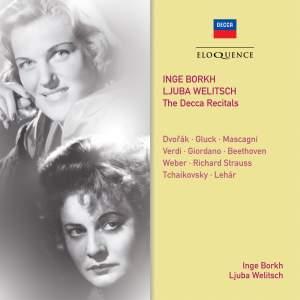 Inge Borkh & Ljuba Welitsch - The Decca Recitals