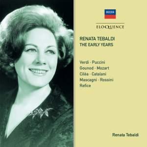 Renata Tebaldi: The Early Years