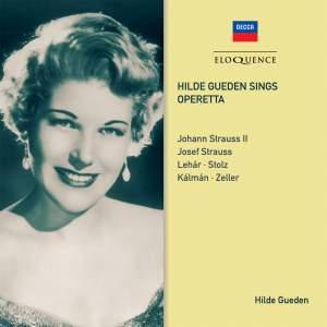 Hilde Gueden sings Operetta