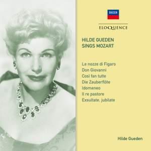 Hilde Gueden sings Mozart