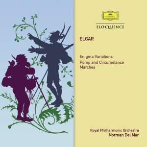 Elgar: Enigma Variations&#x3B; Pomp & Circumstance Marches Nos. 1-5