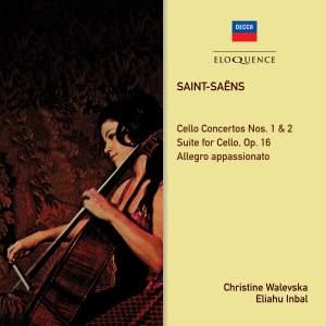 Saint-Saens: Music for Cello & Orchestra