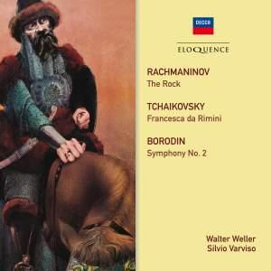 Rachmaninov, Tchaikovsky, Borodin: Orchestral works