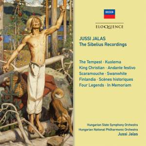Jussi Jalas - The Sibelius Recordings