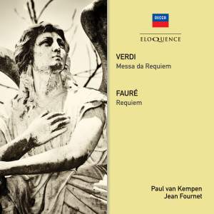 Verdi & Fauré: Requiems Product Image