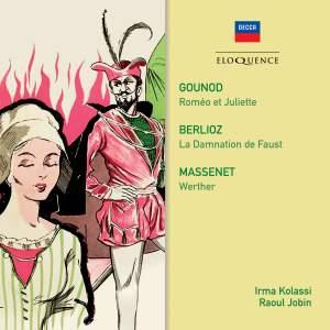 Gounod, Berlioz, Massenet: Arias and Duets